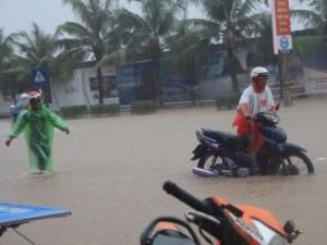 Tin tức Việt Nam - Quảng Ninh chìm trong trận lụt lịch sử