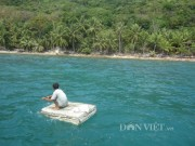Du lịch - Phóng sự ảnh: Bình yên đảo Nam Du
