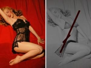 Tiết lộ bức ảnh khỏa thân trên Playboy của Marilyn Monroe