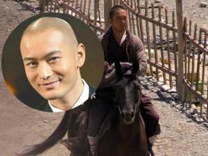 Hậu trường phim - Huỳnh Hiểu Minh xuống tóc cho vai diễn Đường Tăng