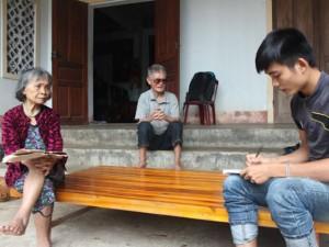 Tin tức Việt Nam - Vụ tưới xăng đốt vợ con: Tang thương bao trùm xóm nhỏ