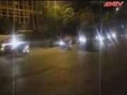 """An ninh Xã hội - Clip: Hàng chục """"quái xế"""" bay đêm náo loạn Hà Nội"""