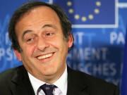 Bóng đá Đức - Tin HOT tối 29/7: Platini ứng cử chủ tịch FIFA