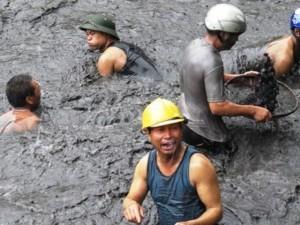 Tài chính - Bất động sản - Ngành than thiệt hại 500 tỷ đồng do mưa lũ