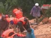 Video An ninh - Quảng Ninh lại đối mặt nguy cơ lũ quét, vỡ đập nước