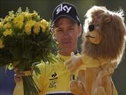 Các môn thể thao khác - Đạp đổ Amstrong, Froome là vị vua mới của làng xe đạp