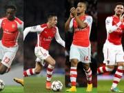 Bóng đá - Arsenal: Mua thêm tiền đạo là sự phí phạm