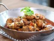 Ẩm thực - Ốc xào cay ăn ngay ngày mát!