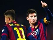 Bóng đá Ý - Tin HOT tối 30/7: Barca không bị phạt vì Messi, Neymar