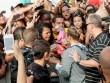 Trước đại chiến, fan Brazil khóc vì Ronda Rousey