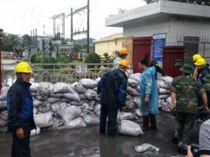 Tài chính - Bất động sản - Ngành điện miền Bắc thiệt hại hàng tỷ đồng do mưa lũ