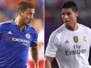 Bóng đá Tây Ban Nha - Hazard xuất sắc hơn Ronaldo: Câu chuyện tương lai