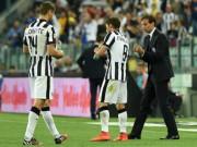 """Bóng đá Ý - Juventus """"thay máu"""": Những """"cuộc chiến"""" cam go"""