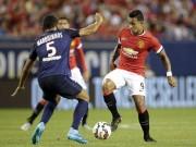 Bóng đá Ngoại hạng Anh - Tranh cãi vị trí hộ công ở MU: Depay chưa đủ tầm