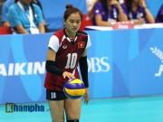 Clip Đặc Sắc - Người đẹp Linh Chi đón sinh nhật đặc biệt ở VTV Cup