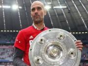 """Bóng đá Đức - """"Guardiola sẽ rời Bayern vào năm 2016"""""""