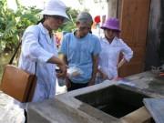 Sức khỏe đời sống - Nguy cơ dịch bệnh vùng lũ lụt