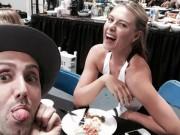 Thể thao - Hậu chia tay Dimitrov, Masha tìm niềm vui khác
