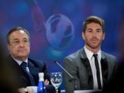 Sự kiện - Bình luận - Real giữ Ramos: Chỉ vì Perez sợ mất ghế