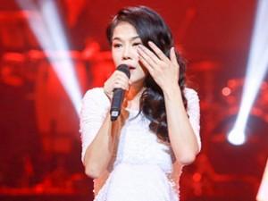 Ca nhạc - MTV - Thu Phương nức nở trên sân khấu Thủ đô