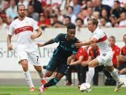 Bóng đá Ngoại hạng Anh - Stuttgart - Man City: Hiệp 1 kinh hoàng