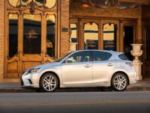 Lexus CT 200h 2016 giá 702 triệu đồng: Bình mới rượu cũ