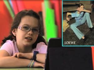 Cười ngất khi trẻ em bình luận về thời trang cao cấp
