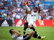 Bóng đá Ý - Marseille - Juventus: Chiếc thẻ đỏ tai hại