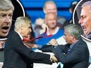 """Bóng đá Ngoại hạng Anh - Siêu cúp Anh: """"Võ mồm"""" tài như Mourinho"""