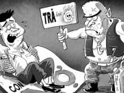 Tài chính - Bất động sản - Nhân viên đi đòi nợ thuê phải mặc đồng phục