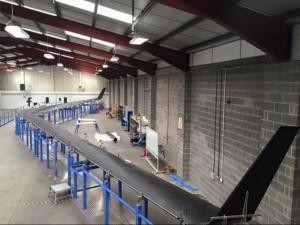 QC trực tuyến - Facebook sắp thử nghiệm máy bay phát internet bằng tia laser
