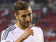 Tin chuyển nhượng - Arsenal nâng giá khủng 65 triệu euro hỏi mua Benzema