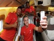 """Bóng đá Tây Ban Nha - Tin HOT tối 2/8: Cầu thủ Arsenal chỉ biết """"tự sướng"""""""