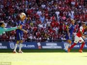 Bóng đá Ngoại hạng Anh - TRỰC TIẾP Chelsea - Arsenal: Chiến thắng thuyết phục (KT)
