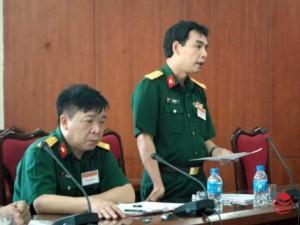 Giáo dục - du học - Một số trường quân sự công bố ngưỡng điểm chuẩn xét tuyển ĐH, CĐ năm 2015