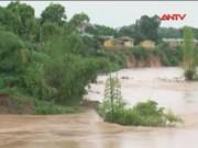 Video An ninh - Điện Biên: Mưa lũ gây ngập úng, sạt lở nghiêm trọng