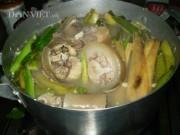 Đặc sản 3 miền - Về miền Tây ăn đặc sản thịt trâu luộc mẻ