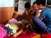 Tệ nạn xã hội - Trai làng phục trước cổng nhà đánh chết một thanh niên