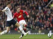"""Bóng đá - Rooney lọt top 20 cầu thủ """"không vĩ đại như thực tế"""""""