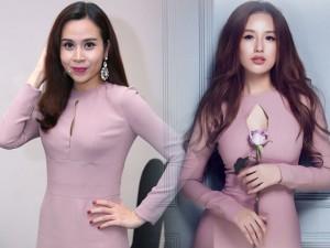 Ca sĩ Lưu Hương Giang khoe váy hiệu 140 triệu đồng