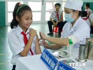 Sức khỏe đời sống - 20 triệu trẻ được tiêm vắc-xin sởi – rubella miễn phí