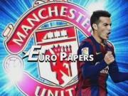 """Bóng đá Tây Ban Nha - """"Sói già Old Trafford"""" ra tay, MU sẽ có Pedro"""