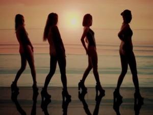 Wonder Girls tung trọn MV đúng chất sexy