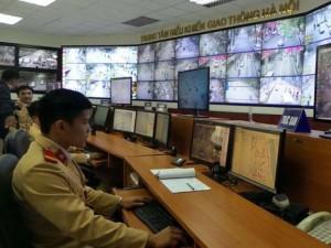Tin tức Việt Nam - Công an Hà Nội phạt gần 1.000 trường hợp qua camera