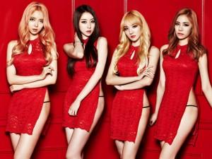 Váy - Đầm - Nhóm nhạc Hàn chấp nhận bị ghét vì mặc hở