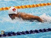 Các môn thể thao khác - Ánh Viên thua ở vòng loại 200m tự do thế giới