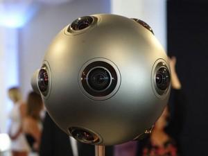 """Điện thoại - Nokia """"nhảy"""" vào thị trường thực tế ảo với Camera Ozo 360 độ"""