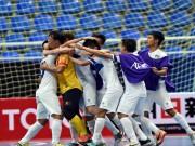 """Bóng đá Việt Nam - Futsal Việt Nam muốn lập thêm """"kỳ tích"""" ở châu Á"""