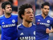 Bóng đá Ngoại hạng Anh - Hàng công Chelsea: Chỉ mạnh trên giấy