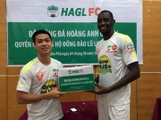 Bóng đá - Nghĩa cử đẹp trước trận Than Quảng Ninh - HAGL